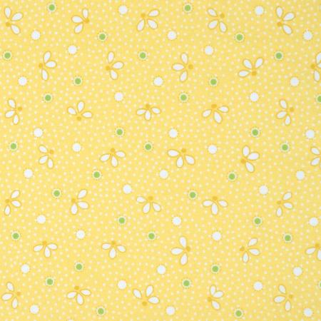 2879-001 One Room Schoolhouse - Love Me Not - Sun Fabric