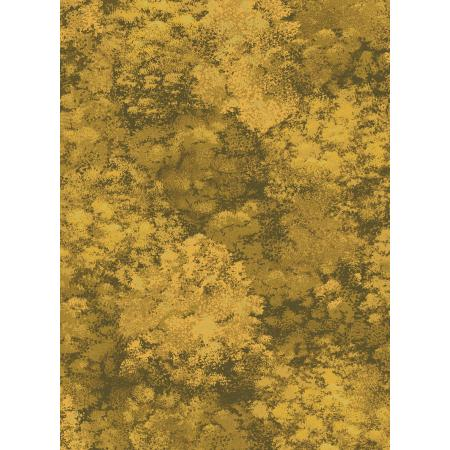 3581-005 Holiday Aruba - Shrub - Gold Fabric
