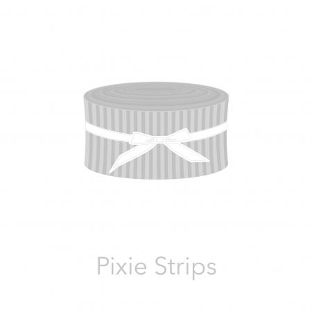 9652-512 Midnight Garden Pixie Strips
