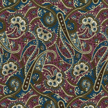 3231-004 Pioneer Brides - Leadville - Prune Fabric