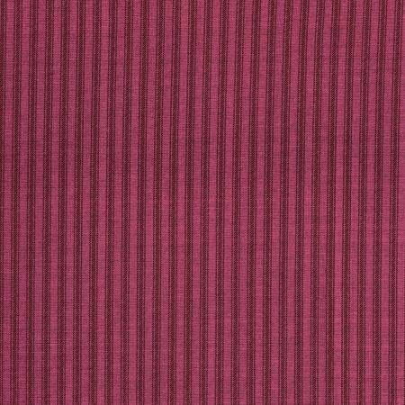 2959-014 Dots & Stripes - Ticking Away - Mulberry Fabric