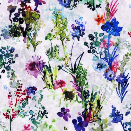 3091-001 Wildwood Way - Water\'s Edge - Multi Digiprint Fabric