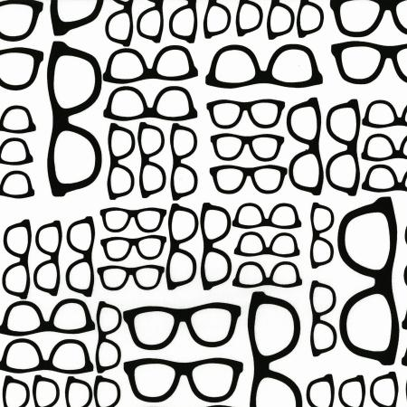 2868-003 Geekery - Spectacles - Albus Fabric