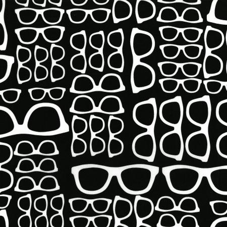 2868-004 Geekery - Spectacles - Mavro Fabric