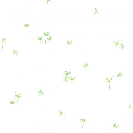VF102-GR2 Neutrals - Field - Green Fabric